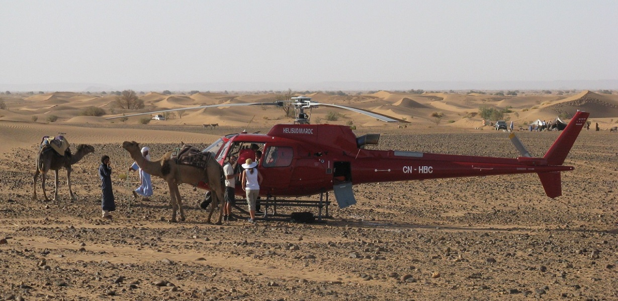 Vol en helicoptere a Marrakech 15