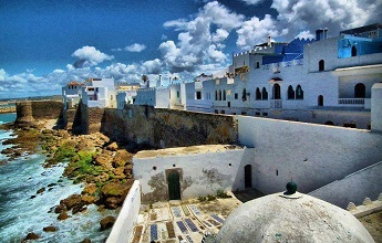 Assilah excursion from Tangier