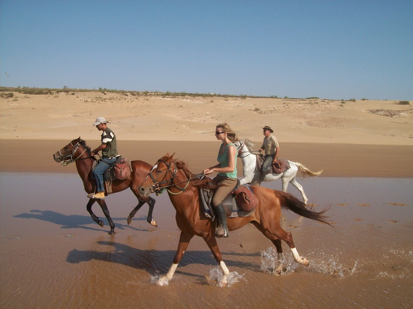 excursion Essaouira equitation