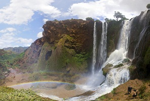 Ouzoud Waterfalls excursion in group